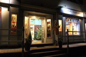 Stille Nacht Shop Außenansicht